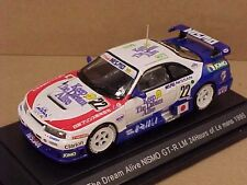 "Ebbro 1/43 Diecast Nismo GT-R, 1995 LeMans, ""Keep The Dreams Alive"", #22  #359"
