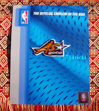 Official 2000 NBA All Star Game patch Kobe Shaq Duncan Iverson Carter Garnett