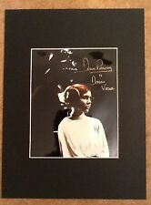 STAR WARS  DARTH VADAR   David Prowse Hand Signed Mount Display   Rare Item