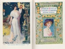 Gertrude Atherton: American Wives and English Husbands (um 1930)