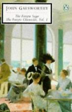 The Forsyte Saga: The Man of Property; In Chancery; To Let (Forsyte Ch-ExLibrary
