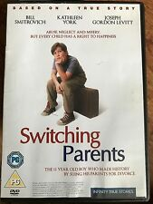 Joseph Gordon-Levitt SWITCHING PARENTS ~ 1993 True Life Drama UK DVD