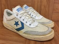 Vintage�� Converse Made In USA Chris Evert Wimbledon Champion Sneakers Sz 9 RARE