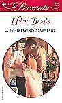 A WHIRLWIND MARRIAGE by Brooks, Helen