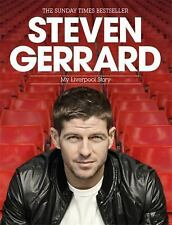 Steven Gerrard: My Liverpool Story (Campbell and Carter), Gerrard, Steven, New B