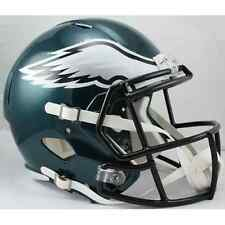 PHILADELPHIA EAGLES NFL Riddell SPEED Full Size Replica Football Helmet