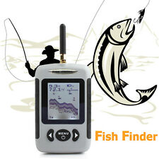 XMAS SALE New Wireless Fish Finder Fishfinder Portable Detector For Lake Sea