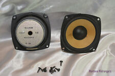Optimus Pro LX4 Kevlar Woofers Speakers 8 Ohm From 1996