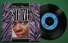 "Gloria Gaynor Strive / I've Been Watching You GAY1 7"" Single"