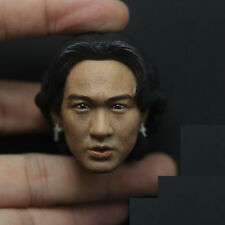 Custom Wong Ka Kui 黃家駒 1/6 Head Sculpt for Beyond Hottoys Narrow Shoulder Body