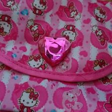 SANRIO BonBonRibbon Hello Kitty Mymelody Odekake Pochette Porch from JAPAN