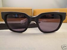 RAEN OPTICS Garwood Wayfarer Sunglasses Matte Black Carl Zeiss Smoke Lens + Case
