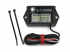 Digital Tachometer / Hour Meter for Golf Carts, ATV's, Motorcycles & Dirt Bikes!