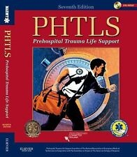 15796 Prehospital Trauma Life Support (PHTLS) 7th ED, Paperback   with DVD