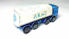 Matchbox Series Lesney No 32 Leyland Aral Tank Truck Ergomatic C original decal