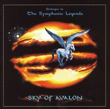 SKY OF AVALON--Prologue To Symphonic Legends--CD--German Steamhammer Pressing