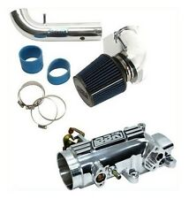 96-04 Mustang GT 4.6L BBK Chrome Cold Air Intake & 78MM Throttle Body W/ plenum