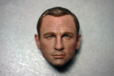 1/6 Scale Daniel Craig Head Sculpt Skyfall 007 James Bond HotToys
