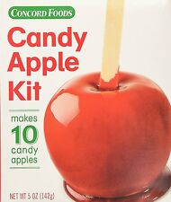 Concord Foods Candy Apple Kit Makes 10 Candy Apples 5 oz