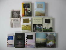 Nicholas Sparks Book Lot - 10 Books, 1st Ed., 1st Printing + Newspaper Article