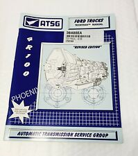 4R100 Transmission ATSG Technical Service and Repair Manual  for Ford
