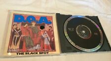 Black Spot by D.O.A. (CD, Oct-1995, Essential Noise) Rare Metal Puck