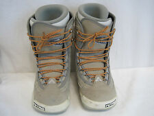 Nitro Tan Snowboarding Boots Size 7 Womens (BL23-429)