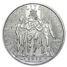 French Hercules 2012 10 gram .500 Silver Coin