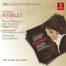 Thomas: Hamlet von Ramey,Almeida,Anderson,Hampson