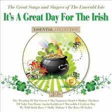 Various-It`S A Great Day For The Irish: The Great Songs And Singersof The CD NEW