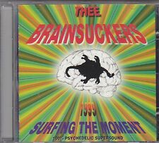 THEE BRAINSUCKERS - 1999 surfing the moment CD
