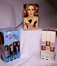 (VHS) Sex in the City Seasons 1, 2, & 3