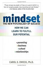The New Psychology of Success by Carol Dweck, Paperback 2007