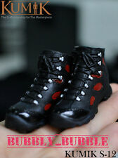 KUMIK 1/6 Women Sports Sneakers Boots S-12 For Phicen Hot Toys SHIP FROM USA