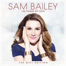 SAM BAILEY The Power Of Love  - Gift Edition 2014 CD NEW/UNPLAYED X Factor