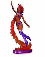 "2014 DC COLLECTIBLES NEW COVER GIRLS STARFIRE BY ARTGERM 10"" STATUE MIB TITANS"