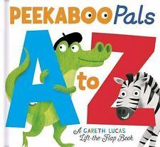 Peekaboo Pals A to Z by Davies, Becky