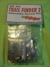 Trailfinder 2 TF2 RC4WD Stainless Steel Hardware Kit 215 pieces Team KNK