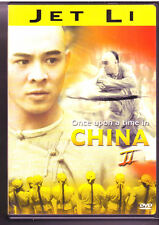 Once Upon a Time in China 2 (DVD, 2001)