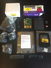 ��MODEL B�� Raspberry Pi 3 64-bit Quad Core Media Centre Starter Kit ��64GB��
