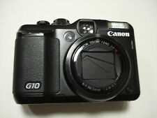 Nice Canon Powershot G10 14MP Digital Camera