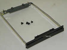 New Compaq Evo N600c N610c N620c Hard Drive caddy With Connector/ Black