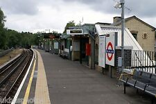 London Underground Northern Line Mill Hill East station Rail Photo