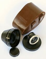Yashica Yashinon Yashicamat Telephoto Lens Set B30 Bay1