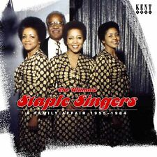 The Staple Singers - The Ultimate Staple Singers: A Family Affair 1955-1984 (CDK