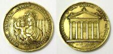 Medaglia Hortus Conclusus Maria Patrona Incomparabilis Anno Domini 1837