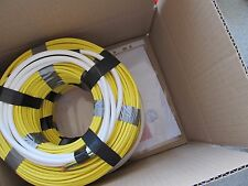 TWO 1440WT UnderFloor Warm Tile Heating Cables for 180-230sq.ft (18-22sq.m) 240V