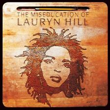 LAURYN HILLY - THE MISEDUCATION OF LAURYN HILL  2 VINYL LP NEU