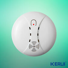 1*GOLDEN SECURITY 04 Wireless Smoke Fire Detector Sensor for Alarm System