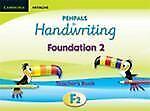 Penpals for Handwriting Foundation 2 Teacher's Book Enhanced edition, Ruttle, Ka